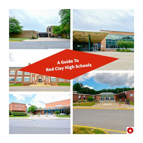 Guide to Red Clay High Schools