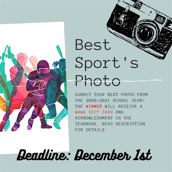 Best Sports Photo Contest!