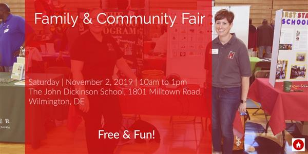 Join us for our 13th Annual Red Clay Family & Community Fair