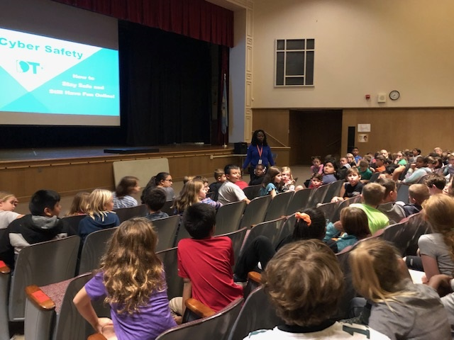 4th Grade Cyber Safety Assembly