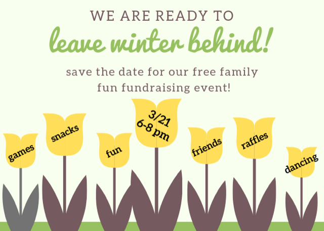 Leave Winter Behind March 21st