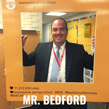 A Message From Mr.Bedford