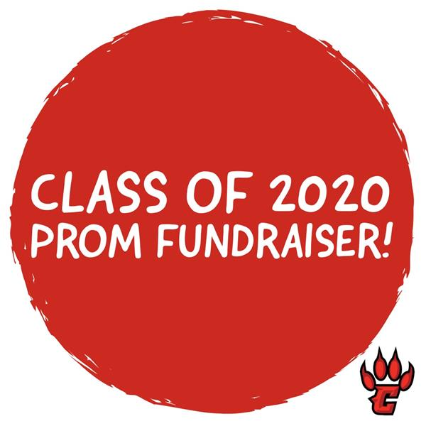 Class of 2020 PROM Fundraiser!