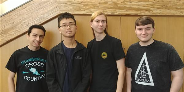 History Bowl Team Earns Bid