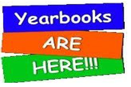 YEARBOOKS ARE HERE!!!