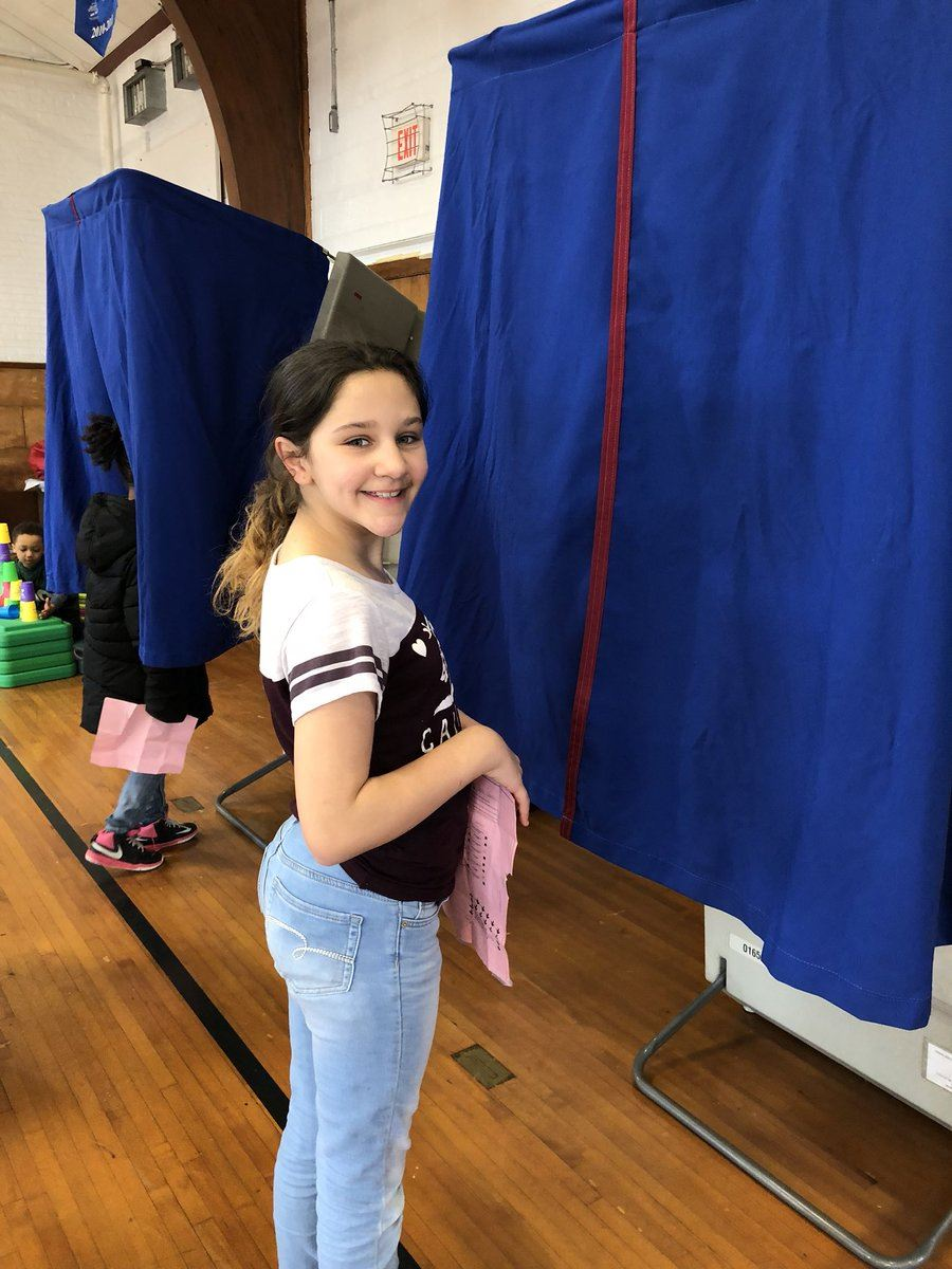 March 13 & 14th students were able to vote for their candidates in the Youth and City Government Elections