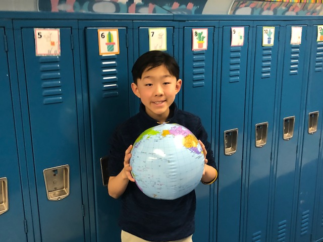 Linden Hill Student Qualifies for National Geography Bee