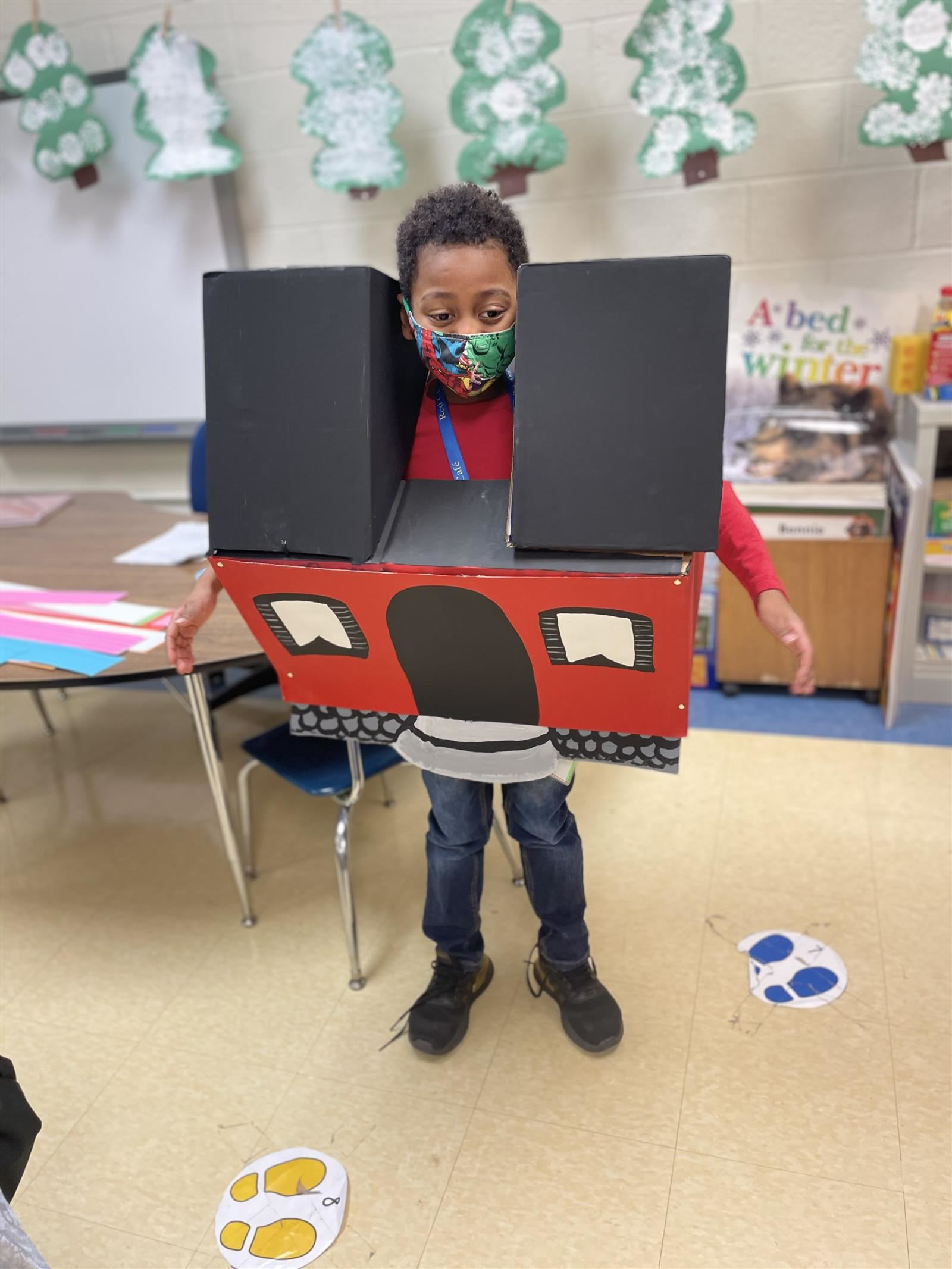 StoryBook Character Day 2021