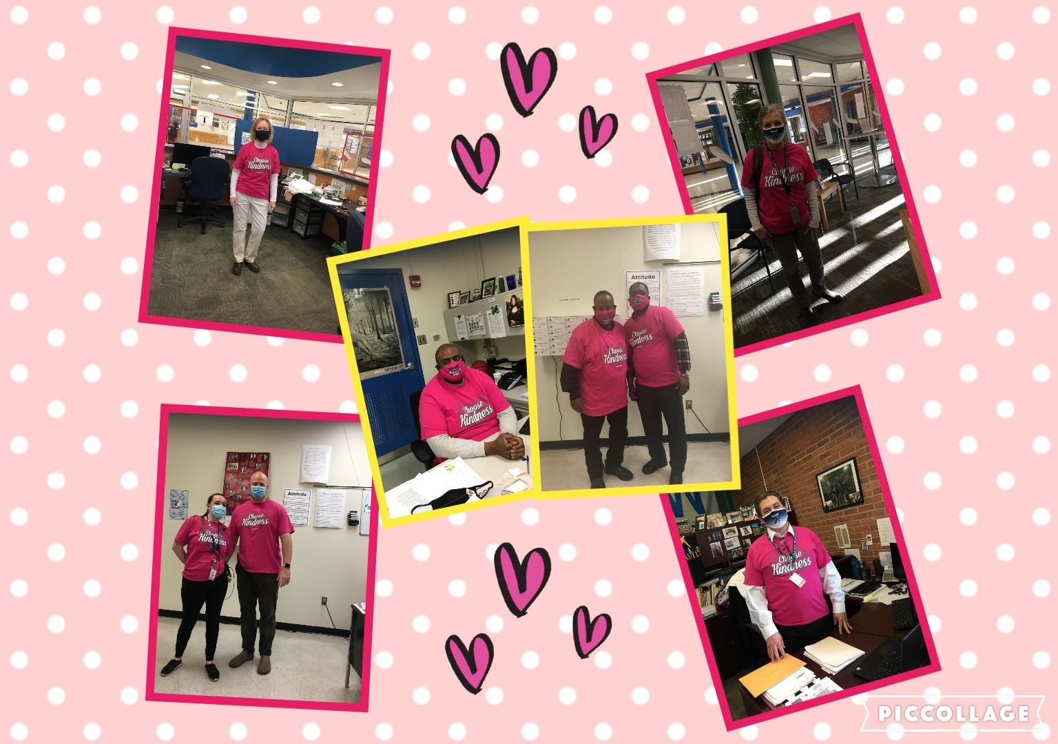Pink Shirt Day - Bullying Stops Here!