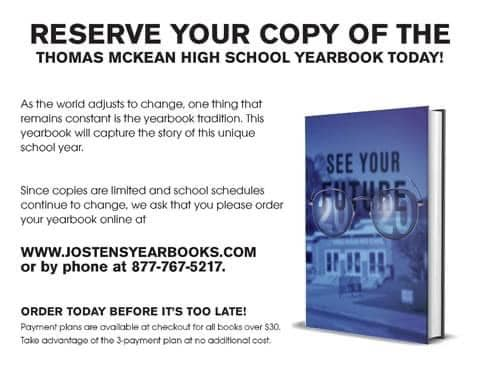 Yearbooks Still Available to Order