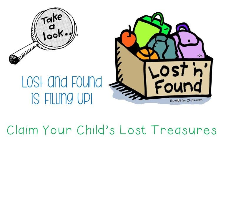 Claim Your Lost Treasures