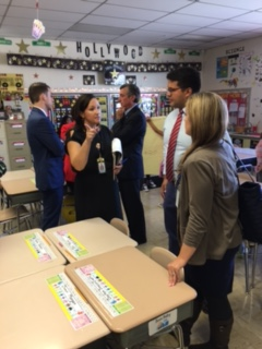Governor Carney Visits Richey