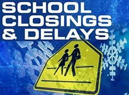 Parents: Important Information About School Delays/Closings