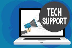 Tech Support for Remote Learning