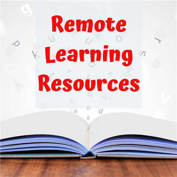 Remote Learning Resources