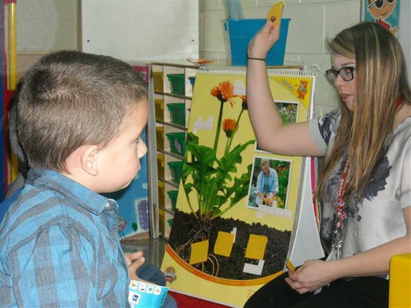 District Supports Students with Autism