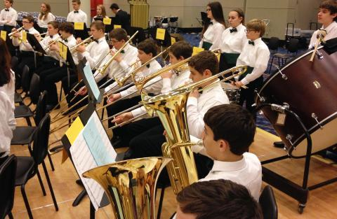 Back to School Instrument Night to be Held September 7 and 8