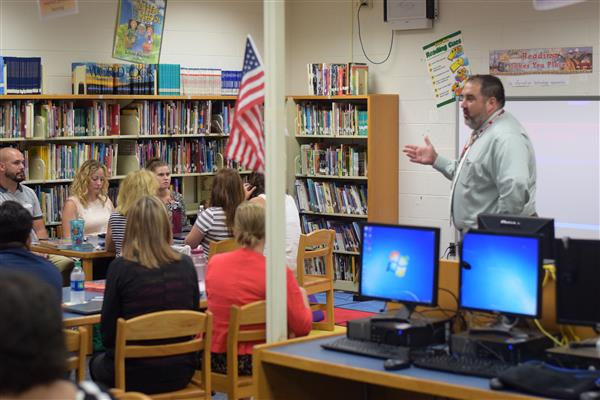 Red Clay Libraries Become Future Ready