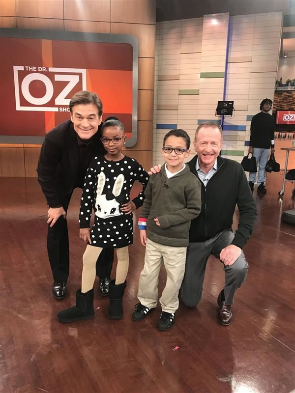 Red Clay Students Appear on Dr. Oz