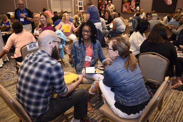 Educators Attend Poverty Simulation Workshop