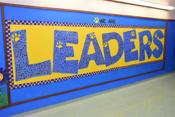 Linden Hill Holds Leadership Day