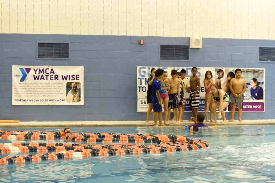 Third Graders Learn Water Safety