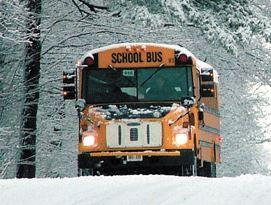 Top Winter Bus Safety Tips for Students and Parents